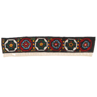 """110"""" Embroidered Decorative Wall Hanging"""