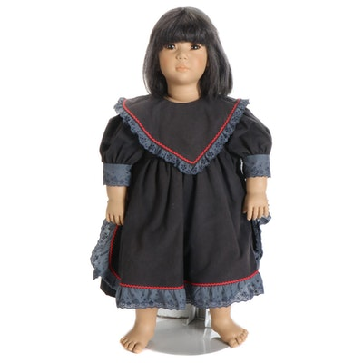 """Faces of Friendship """"Shireem"""" Doll with COA"""