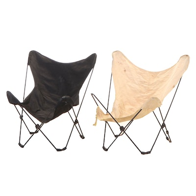 Folding Butterfly Chairs