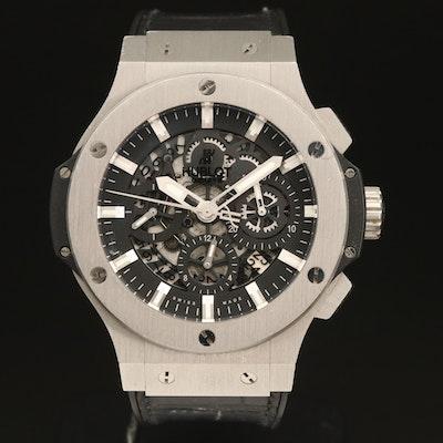 Hublot Big Bang-Aero Bang Skeleton Wristwatch