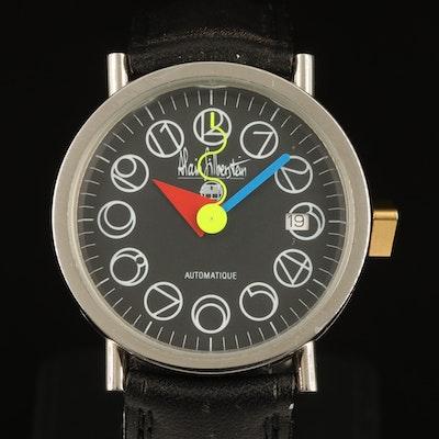 Alain Silberstein Klub #024 Wristwatch
