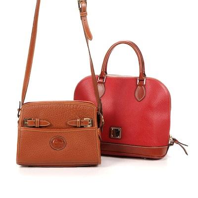 Dooney & Bourke Hand Bag and Cross Body Purse