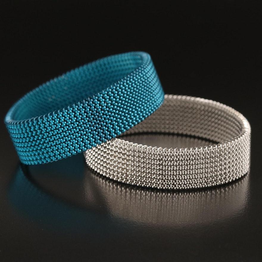Mesh Expandable Bracelets
