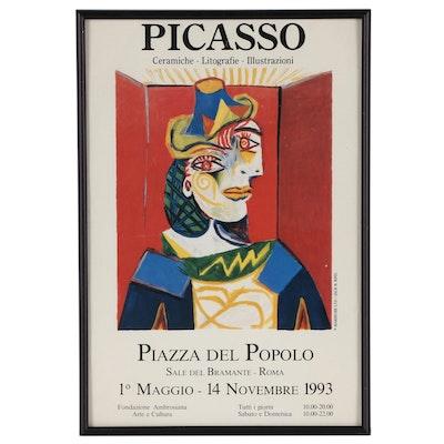 Sale del Bramante Exhibition Poster After Pablo Picasso, 1993