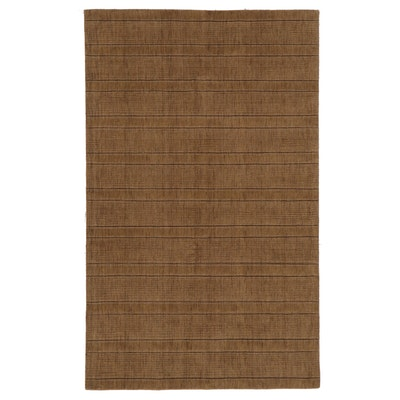 """5' x 8'2 Hand-Tufted Indian """"Serenity"""" Collection Area Rug"""