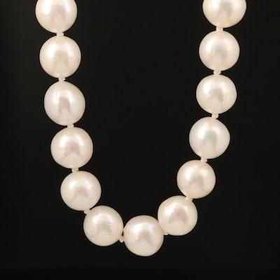 Pearl Princess Length Necklace