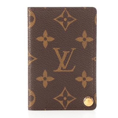 Louis Vuitton Photo Album Card Case in Monogram Canvas