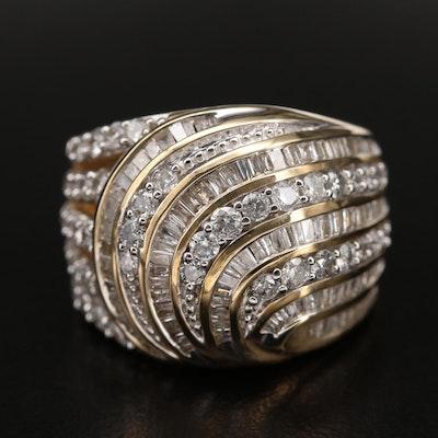 10K 2.00 CTW Diamond Ring