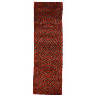 """2'6 x 8' Hand-Tufted Momeni """"New Wave"""" Collection Long Rug"""