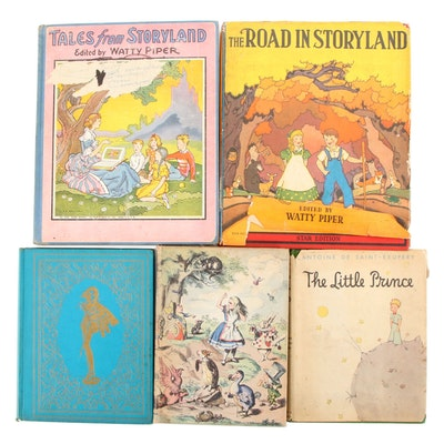 """Third Printing """"The Little Prince"""" by de Saint-Exupéry and More Children's Books"""