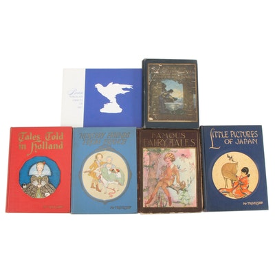 """""""Tales Told in Holland"""" and More Children's Books, Early to Mid-20th Century"""