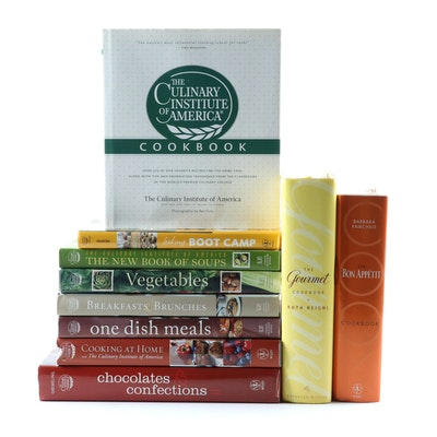 The Culinary Institute of America Cookbooks and More