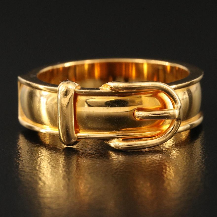 Hermès Buckle Ring