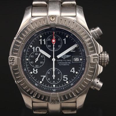 Breitling Chrono Avenger Titanium Automatic Wristwatch