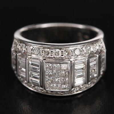 14K 1.72 CTW Diamond Ring