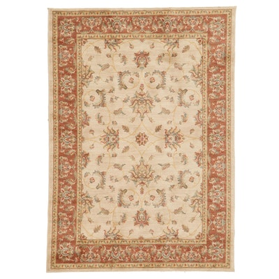 5'3 x 7'5 Machine Made Egyptian Legacy Collections Area Rug