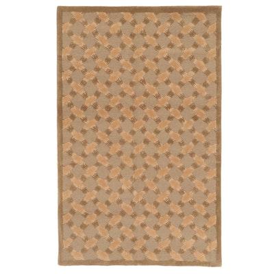 5' x 8' Hand-Tufted Safavieh Wool Area Rug
