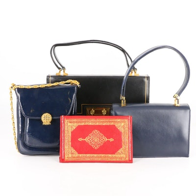 Saks Fifth Avenue, Koret, and Other Top-Handle and Crossbody Bags with Wallet