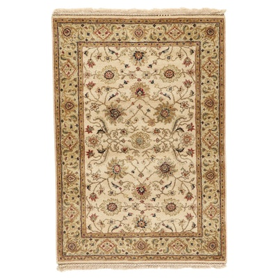 """4'2 x 6'4 Hand-Knotted Amer Rugs Inc. """"Imperial"""" Area Rug"""