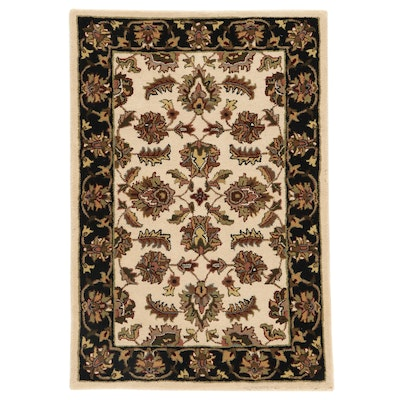 """3'7 x 5'2 Hand-Tufted L.R. Resources """"Charisma"""" Collection Area Rug"""