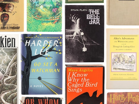 In Recognition of Banned Books Week; A Collection of Titles