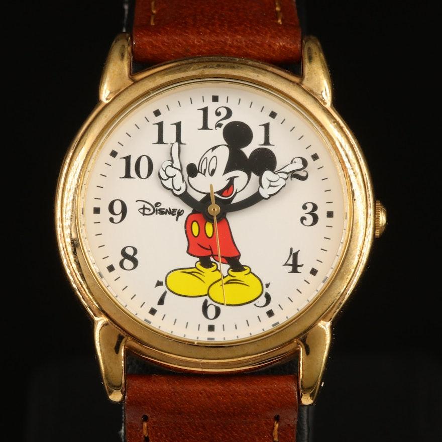 Disney Mickey Mouse Quartz Wristwatch