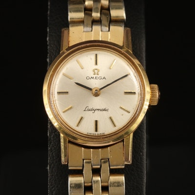 Omega Ladymatic Seamaster Wristwatch