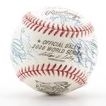 2000 New York Yankees Team Signed World Series Baseball, PSA/DNA