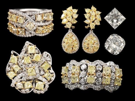 Bling! Extraordinary Diamond & Gemstone Jewelry