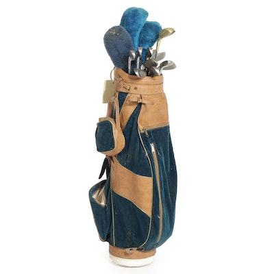 Tigress Elegance Lynx Golf Clubs with Case