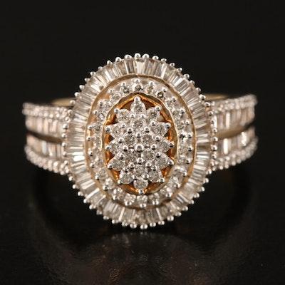 10K 1.45 CTW Diamond Ring