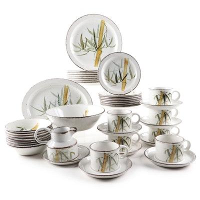 "Midwinter ""Rangoon"" Stoneware Dinnerware, 1979–1986"