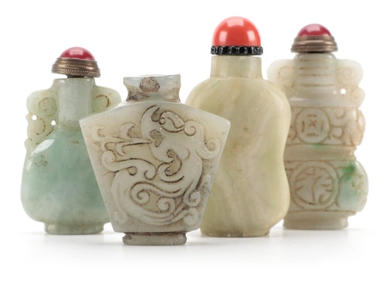 Asian Collectibles, Décor, Art & Jewelry