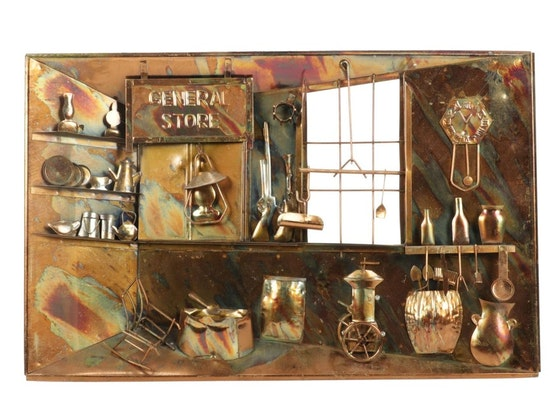Art, Décor, Furs & Jewelry