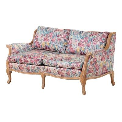 Courmel Furniture Beech Framed Loveseat