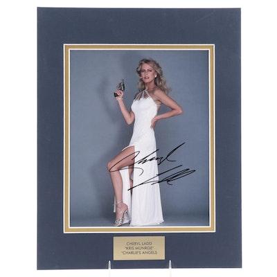 "Cheryl Ladd ""Kris Munroe"" Signed ""Charlie's Angels"" Television Series Print"