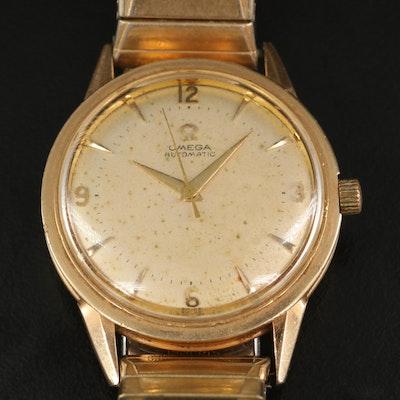 Omega 14K Automatic Wristwatch
