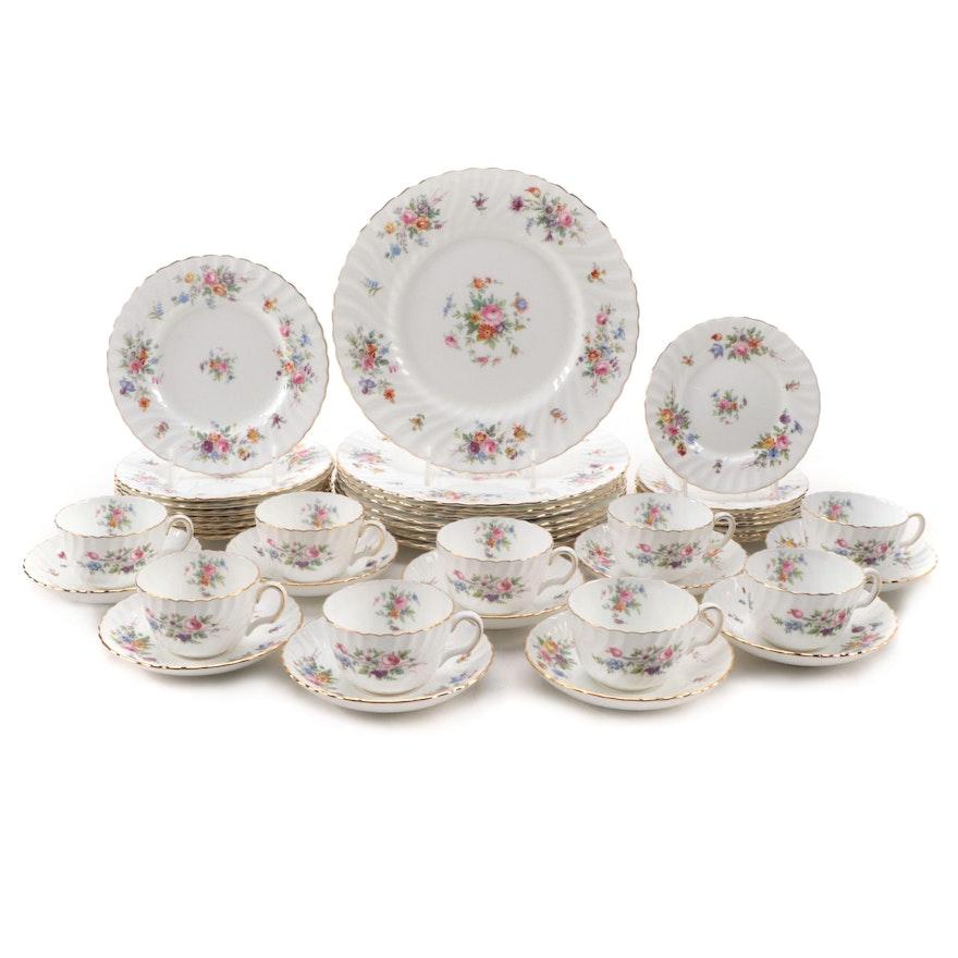 """Minton """"Marlow"""" Bone China Dinnerware, 1959–1997"""