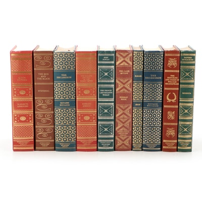 """International Collector's Library """"The Decameron,"""" """"Rebecca,"""" and More Classics"""