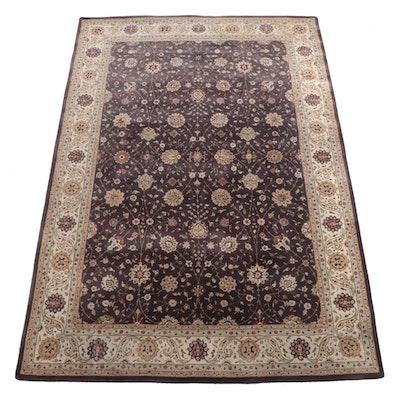 "9'5 x 13'10 Hand-Tufted KAS Oriental Rugs ""Tabriz"" Room Sized Rug"