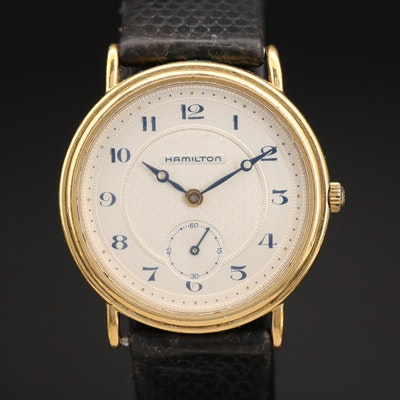 Hamilton Quartz Wristwatch