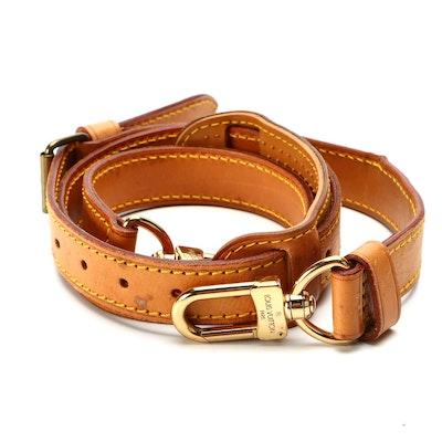 Louis Vuitton Vachetta Leather Replacement Strap