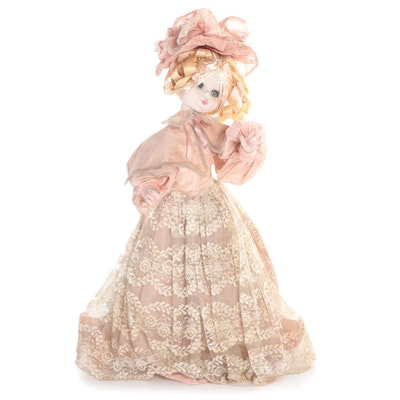 Composite Doll Automaton, Early 20th Century