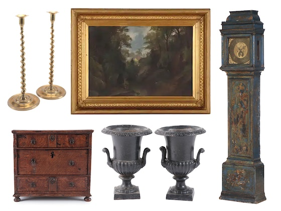 Early Americana, Fine Antiques & Asian Décor