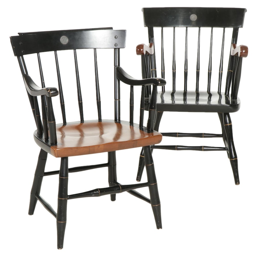 Ohio State University School of Medicine Spindle Back Chairs