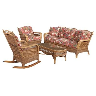 Braxton Culler Rattan Wicker Patio Furniture