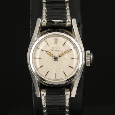 Stainless Steel Girard Perregaux Wristwatch