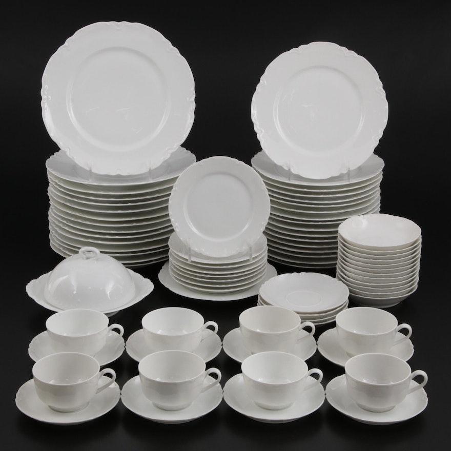 """Haviland """"Ranson"""" Porcelain Dinnerware, 1893-1931"""