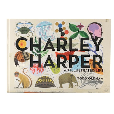 """""""Charley Harper: An Illustrated Life"""" by Todd Oldham, 2009"""