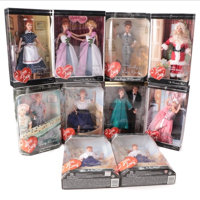 """Mattel """"I Love Lucy"""" and """"Timeless Treasures"""" Dolls, 1997–2006"""